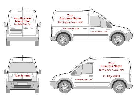 Vehicle Graphic Ideas Vehicle Graphics Kall Kwik